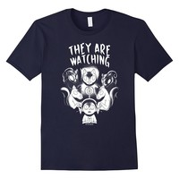 Rick and Morty - The Squirrels Are Watching