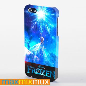 Disney Frozen iPhone 4/4S, 5/5S, 5C Series Full Wrap Case