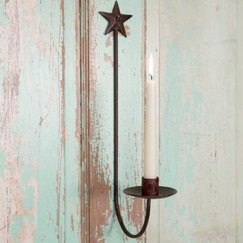 Star Wall Sconce - Set of 4