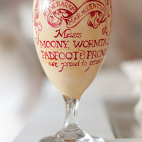 Pre-Order Drinking Glasses! Game of Thrones and Harry Potter Water, Juice, Cocktail Glasses.