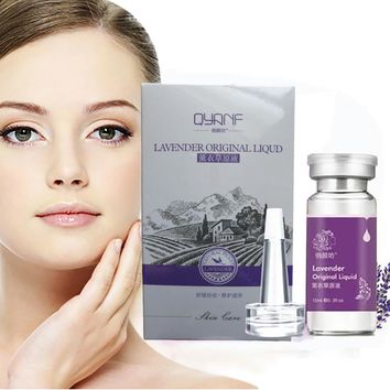 Lavender Liquid Hydrating Acne Serum Anti-aging Whitening Moisuring 10ml