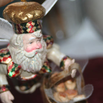 Vintage Mark Roberts Fairy  Ornament