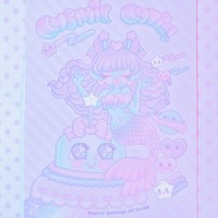 NEW! Cosmic Cutie Postcards ♡ Free with any Order! from Pastel Galaxyz