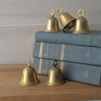 Vintage Brass Bell Chimes