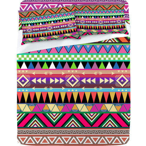 Overdose - Sheet Set by Bianca Green | DENY Designs