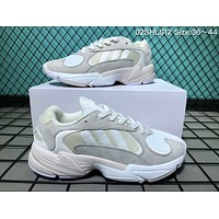 hcxx A070 Adidas Originals Yung 1 Yeezy 700 Wave Runner Causal Running Shoes Sneaker White Grey