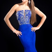 Rachel Allan Couture 8034 Dress