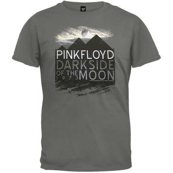 Pink Floyd - Dark Side Pyramids Soft T-Shirt