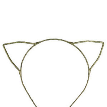 Cat Wire Headbands