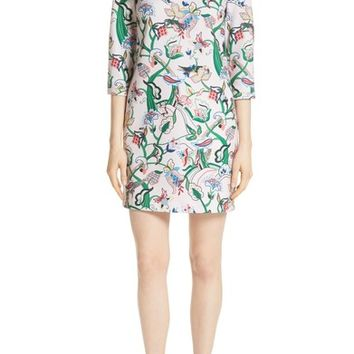Ted Baker London Volca Jungle Print Shift Dress | Nordstrom