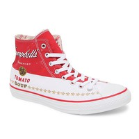 Converse Chuck Taylor All Star Hi Warhol Shoes - Mens Shoes - White