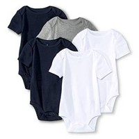 Newborn Boys' Short Sleeve Bodysuit Circo™ : Target