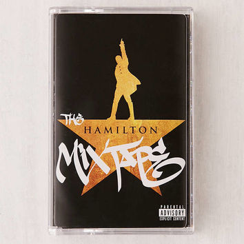 Various Artists - The Hamilton Mixtape Cassette Tape - Urban Outfitters