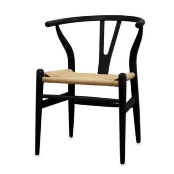 Wishbone Wood Y Chair