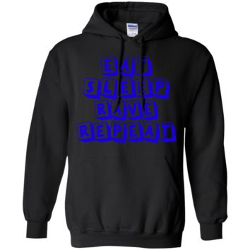Eat, Sleep, Rave, Repeat! Hoodie