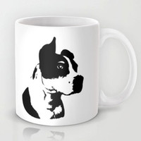 Pitbull Love 11oz. Ceramic Mug