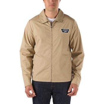 Station Work Jacket | Shop Mens Jackets at Vans