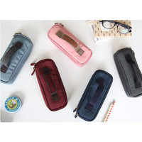 Livework Simple multi pencil case cosmetic pouch