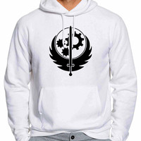 Fallout 4 - Brotherhood Of Steel 1032 Man Hoodie and Woman Hoodie