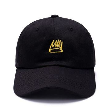 Born Sinner Crown Dad Hat