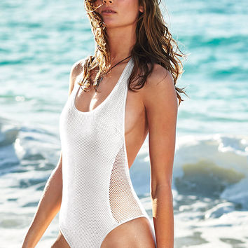 Mesh One-piece - Beach Sexy - Victoria's Secret