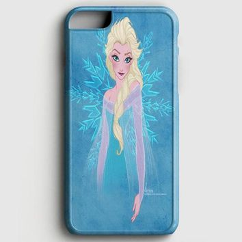Frozen Elsa In Prison iPhone 6/6S Case