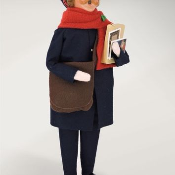 Byers Choice Specialty Characters Postman Caroler