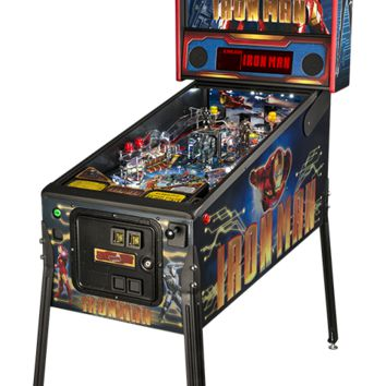 Stern Iron Man Vault Pro Pinball Machine