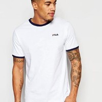 Fila Vintage | Fila Vintage T-Shirt With Small Script at ASOS