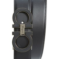 Salvatore Ferragamo Leather Belt,