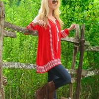 Back At The Ranch Tunic