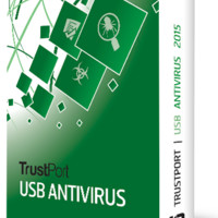 TrustPort USB Antivirus 2015 Crack and Serial key Download