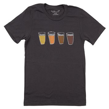 Cinder + Salt | Four Pints Tee