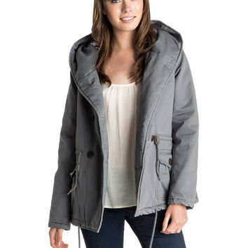 Indo Days Parka Jacket 888701618195 | Roxy