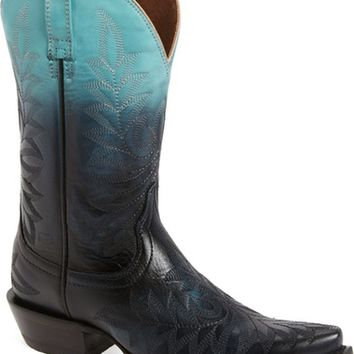 Ariat Ombre X Toe Western Boot (Women) | Nordstrom