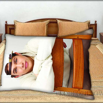 "Sexy Cute AUSTIN MAHONE - 20 "" x 30 "" inch,Pillow Case and Pillow Cover."
