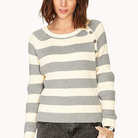 Everyday Striped Sweater