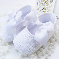 Princess Flat Bow Mary Janes