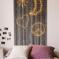 Starburst Light Sculpture | Urban Outfitters