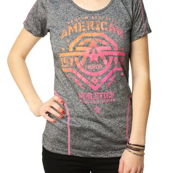 American Fighter Women's New Mexico Graphic T-Shirt