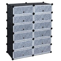Shoe Rack Cabinet Storage Organizer