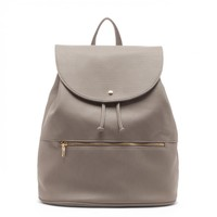 Sole Society Nancy Vegan Leather Perforated Backpack
