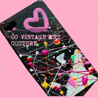 The Carrie Diaries inspired iPhone Case by 80sHipster on Etsy