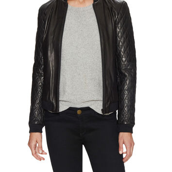 Cass Leather Jacket
