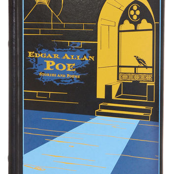 Edgar Allan Poe Leather Bound Classics