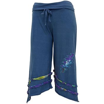 Grateful Dead - Lightning Bolt Juniors Capri Sweatpants