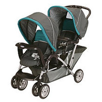 Graco DuoGlider Classic Connect Double Stroller - Dragonfly 2012
