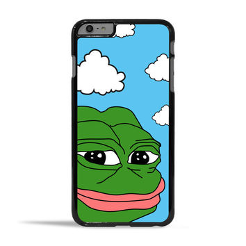 Frog Meme Case for Apple iPhone 6 Plus