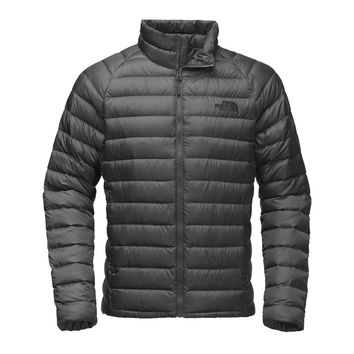 Men's Trevail Jacket in Asphalt Grey by The North Face - FINAL SALE