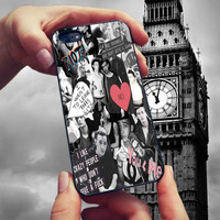 Matt Healy collage The 1975 Band   -  iPhone 6, iPhone 6+, samsung note 4, samsung note 3,iPhone 5C Case, iPhone 5/5S Case, iPhone 4/4S Case, Durable Hard Case